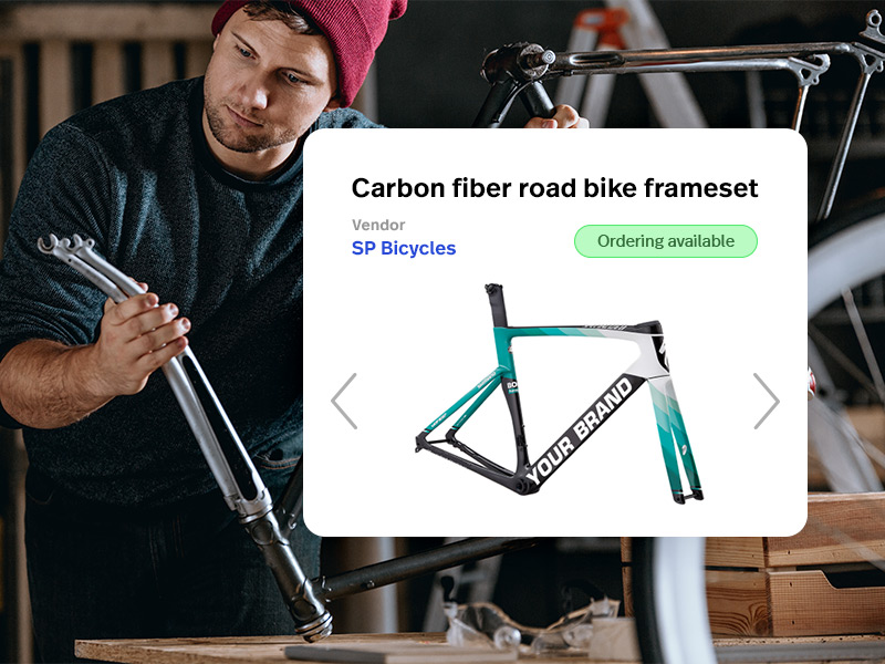 Join our Supplier Network today to access thousands of bike retailers