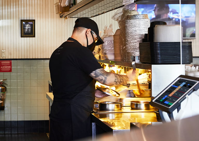 Go modern with a multi-location restaurant ePOS that grows with you