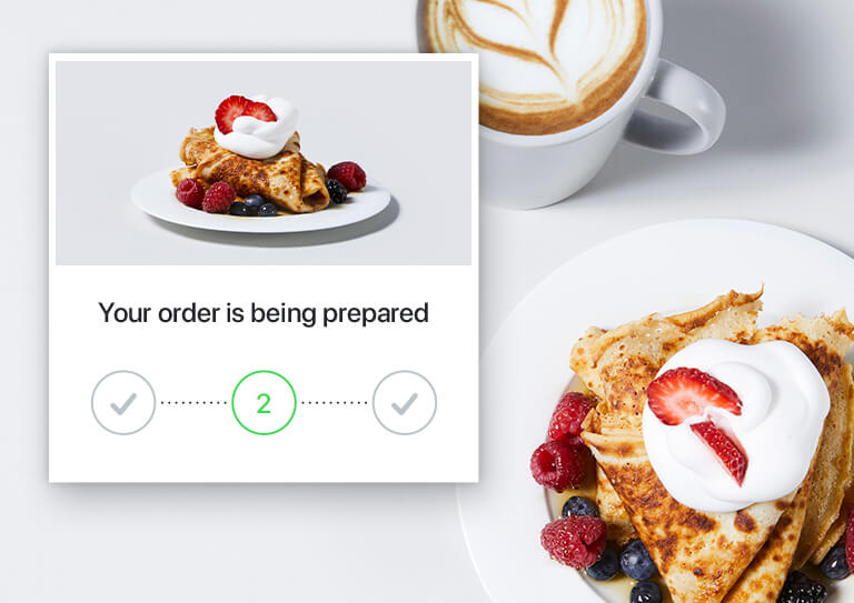 Easily build your ePOS takeaway service with Lightspeed Order Anywhere