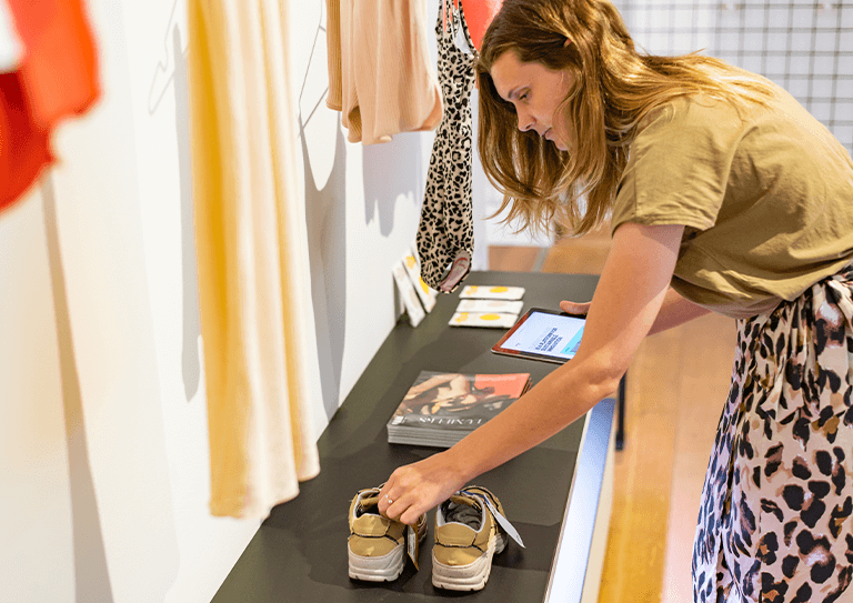 The fashion retail ePOS that helps you sell online and off