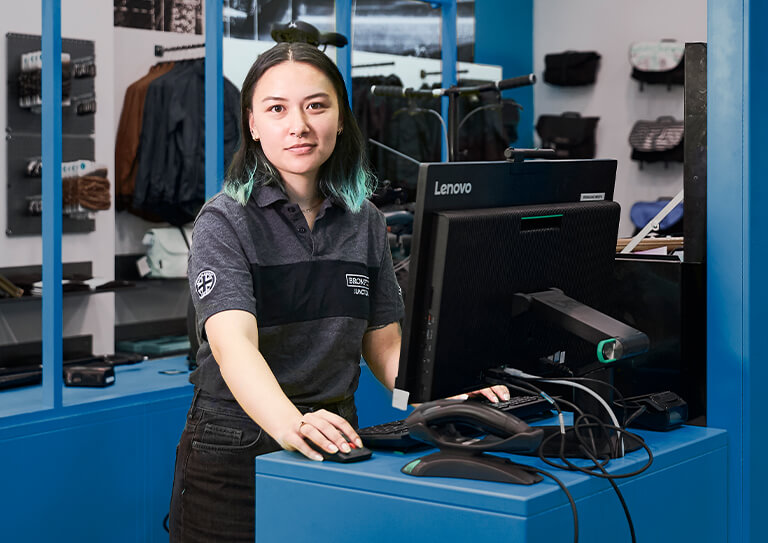 The bike shop ePOS that helps you sell online and off