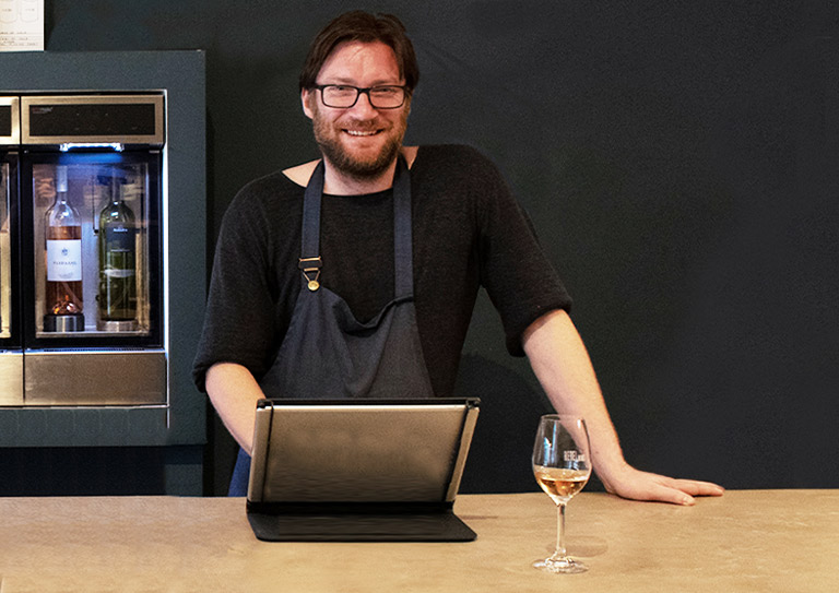 The wine and liquor ePOS that helps you raise the bar