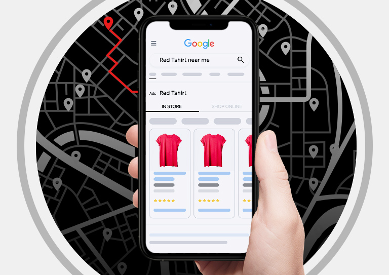 Bring Google shoppers in store without leaving your point of sale